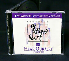 VINEYARD WORSHIP Hear Our Cry 1990 CD PRAISE THE VIOLET BURNING KEVIN PROSCH