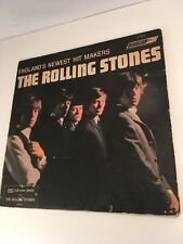 Rolling Stones - England's Newest Hit Makers LP - London VG 1964