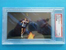 PSA 9 MINT 1985 NIKE JOHN McENROE Promo TENNIS CARD Wimbledon U.S. Open RARE!