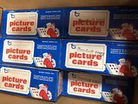 1987 TOPPS BASEBALL VENDING BOX 500 CARDS UNSEARCHED MINT B BONDS BO JACKSON