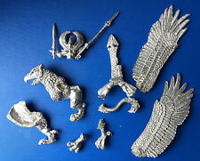 Games Workshop Citadel Warhammer High Elves Eltharion on Stormwing Metal oop
