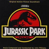 John Williams Jurassic park (soundtrack, 1993) [CD]