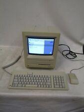 Vintage Apple Macintosh Se M5011 Computer Mouse and Keyboard, Bag, Working