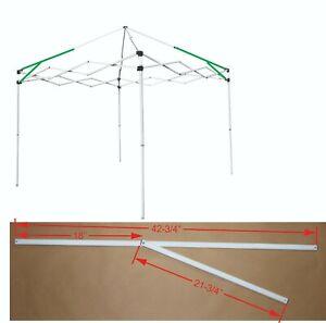 Ozark Trail 10 x 10 Canopy Walmart First Up lower top truss beam replace part