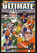 The Ultimate Trading Card--NFL Quarterback Club--1994 Marvel Comic Book
