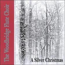A Silver Christmas Woodbridge Flute Choir Audio CD