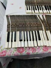8  Piano Keys for Arts Crafts Parts