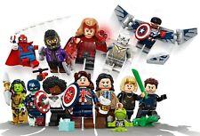 LEGO 71031 Marvel Minifiguren - Figur zur Auswahl - Sammelfigur CMF What If Loki