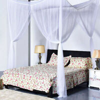 Mosquito Net Canopy Insect Bed Lace Netting Mesh Princess Bedding Cover New