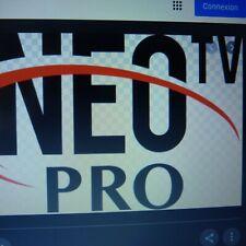 Néo pro2TV neuf