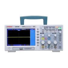 Oscilloscopio Digitale Generatore Forma Onda Arbitraria Banda 100MHz 2ch