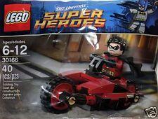 LEGO Super Heroes Batman Robin + Redcycle 30166 *NEU*