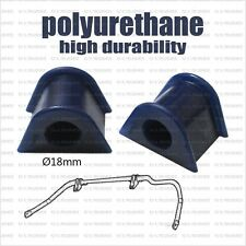FIAT MULTIPLA FRONT (ARB) ANTI ROLL BAR POLYURETHANE BUSHES