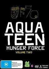 Aqua Teen Hunger Force: Volume (Vol.) 2 - (2 Disc Set) *NEW & SEALED* DVD R4
