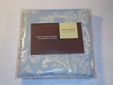 Sonoma Fabric Shower Curtain - Bridgeport Paisley