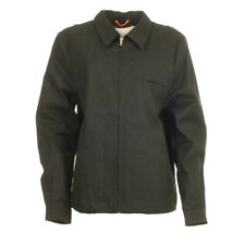 AFIELD Jacket Green Cotton Ernest Size 4 / XL BW 427