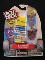 2017 Tech Deck Mini Skateboard Finesse Series 2 Spin Master