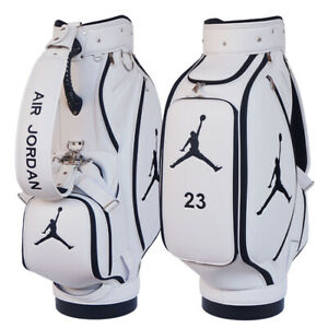 MICHAEL JORDAN GOLF TOUR BAG - Fully Customized with your color, logo and name