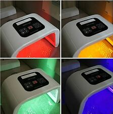 Pdt red blue yellow green led light photon skin care beauty equipment machine