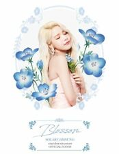 SOLAR GAMSUNG MAMAMOO solar's first solo concert OFFICIAL GOODS Blossom BADGE