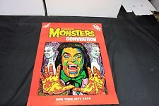 1974 NYC FAMOUS MONSTERS CONVENTION 21x28 (9.2)
