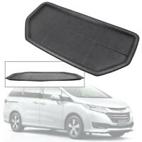 For Honda Odyssey JDM 2015-2018 Rear Boot Mat Rear Trunk Liner Cargo Floor Tray
