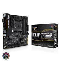 ASUS TUF B450 Gaming Motherboard AMD Ryzen 2 AM4 DDR4 HDMI DVI-D M.2 Micro ATX (