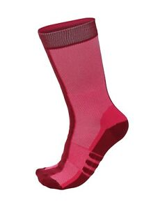 2019 Classe Cycling Socks Red Medium Height by Santini - Made in Italy Size XS/S
