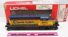 Lionel ~ 6-8463 Limited Edition Chessie GP-20 Diesel
