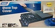 Camco 43554 Black Universal Fit Folding Stove Top Cover