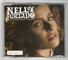 (HA901) Nelly Furtado, All Good Things - 2006 CD