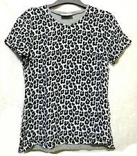 PhillipLim leopard print silk top