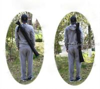 Black  martial art tai chi kung fu Sword carry Shoulder bag Carrying Case