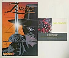Zorro #1 Dynamite Comics VF+/NM-