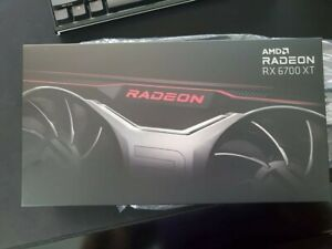 ⚡AMD Radeon RX 6700 XT 12GB GDDR6 Graphics Card Reference Design *SHIPS NOW*⚡
