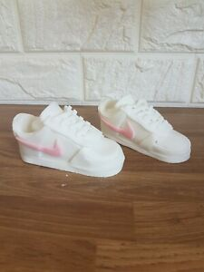 Nike Air Force One Style Edible Cake Topper Decoration. Fully Customisable