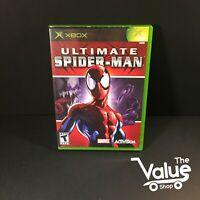 Ultimate Spider-Man (Microsoft Xbox, 2005)