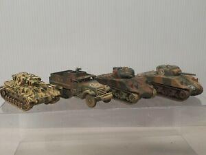 Corgi 1/72 Tank Lot