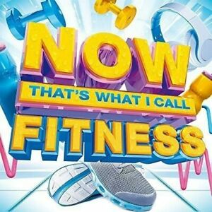 Now That's What I Call Fitness (CD)