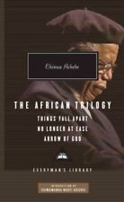 African Trilogy : Things Fall Apart, No Longer at Ease, and Arrow of God, Har.