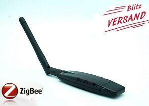 ZigBee Stick Gateway CC2652P-Coordinator mit Gehäuse Antenne und Firmware