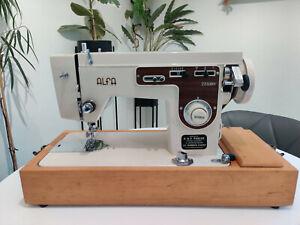 Alfa Z233BH Semi Industrial Heavy Duty Sewing Machine Upholstery Leather Denim