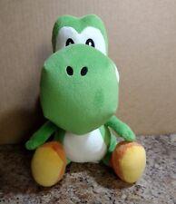 Yoshi Plush Toy Super Mario Bros EUC