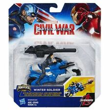 Action figure di eroi dei fumetti Dimensioni 10cm , sul captain america