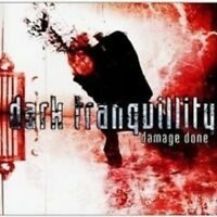 "DARK TRANQUILLITY ""DAMAGE DONE"" CD RE-RELEASE NEW+"