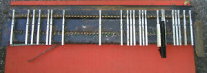 Vox Continental Baroque Top Manual Keyboard Frame for Project, Parts, Repair