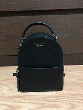 NEW Kate Spade Cameron BackpackMini Convertible Bag in Black