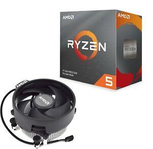 AMD Ryzen 5 3500X CPU Processor like 3600 (6C/6T, 35MB Cache, 4.1 GHz Max Boost)