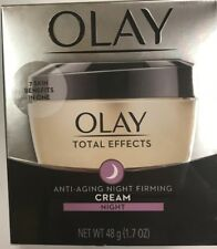 Olay Total Effects Anti-Aging Night Firming Cream & Face Moisturizer, 1.7oz 5303