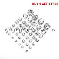 Sew on Rhinestone Clear Crystals Diamante Diamonds for Wedding Sewing AAA Grade